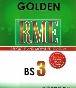 GOLDEN RME BS 3