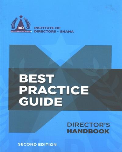 Best Practice Guide: Director's Handbook