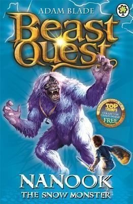 Beast Quest - Nanook (The Snow Monster)