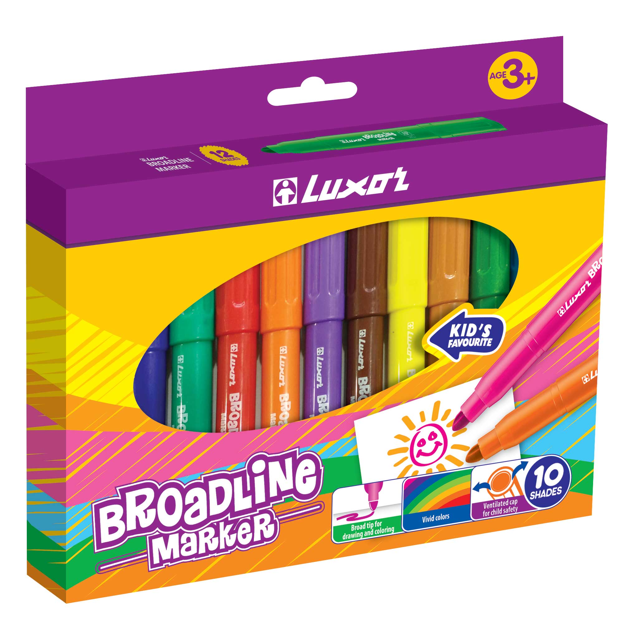 Broadline Washable Marker