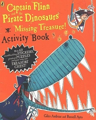 Captain Flinn & the Pirate Dinosaurs Missing Treasure