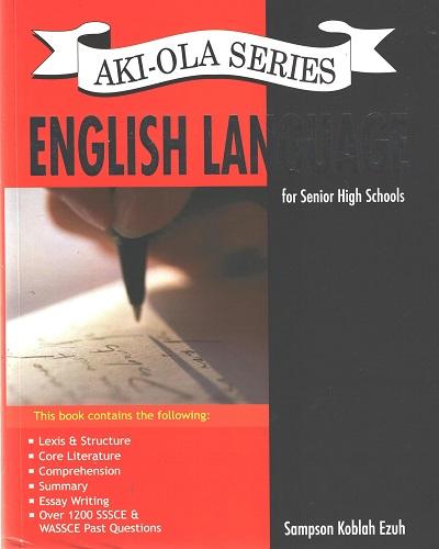 English Lang. For S.H.S (Aki-Ola)