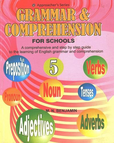 Grammar & Comprehension for Schools Book 5