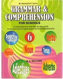 Grammar & Comprehension for Schools Book 6