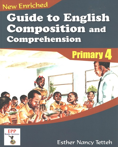 Guide To English Composition and Comprehension Prim. 4