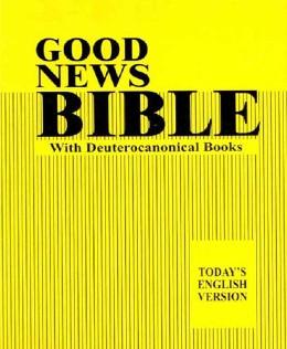 Good News (Today's' English Version)