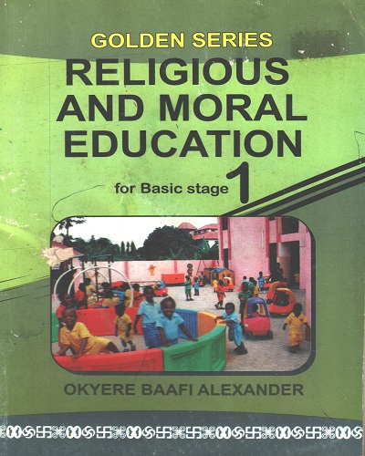Religious and Moral Education (Basic 1) Golden Series