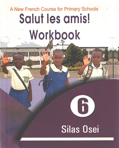 Salut les amis! Workbook (P6)
