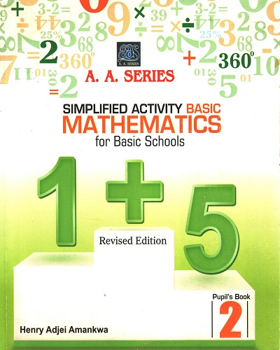 Simplified Activity Basic Mathematics for Prim 2 (A.A. Series)