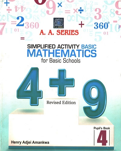 Simplified Activity Basic Mathematics for Prim 4 (A.A. Series)