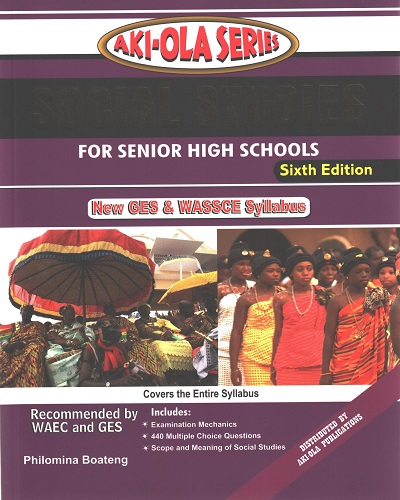 Social Studies for S.H.S - 6th Edition (Aki-ola)