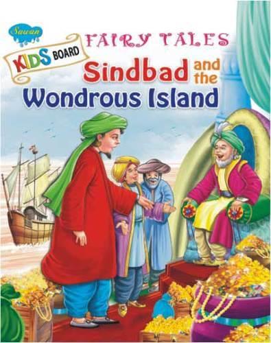 Sindbad & The Wondrous Island