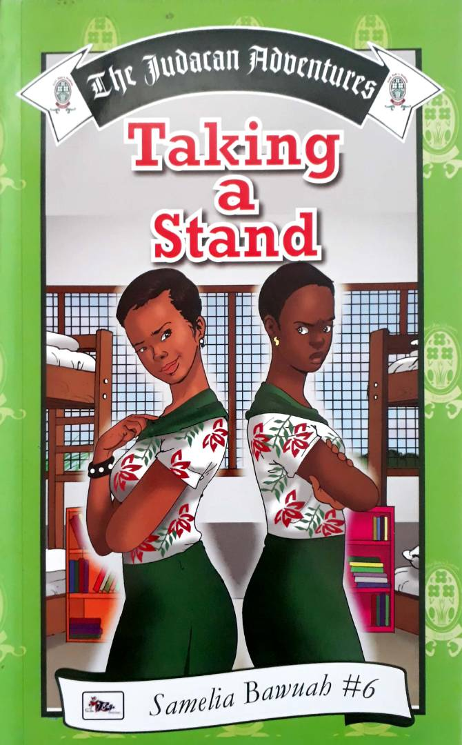 Taking a Stand (The Judacan Adventures)