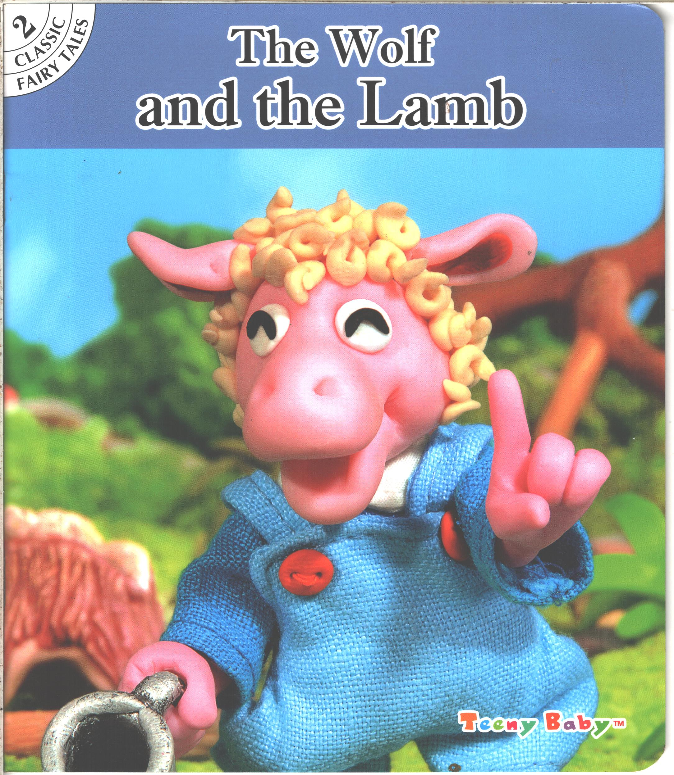 The Wolf and the Lamb (Classic fairy tales)