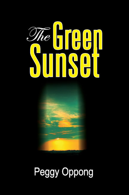 The Green Sunset (Peggy Oppong)
