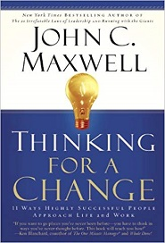 Thinking for a Change (John Maxwell)