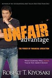 Unfair Advantage (the power of financial creation)
