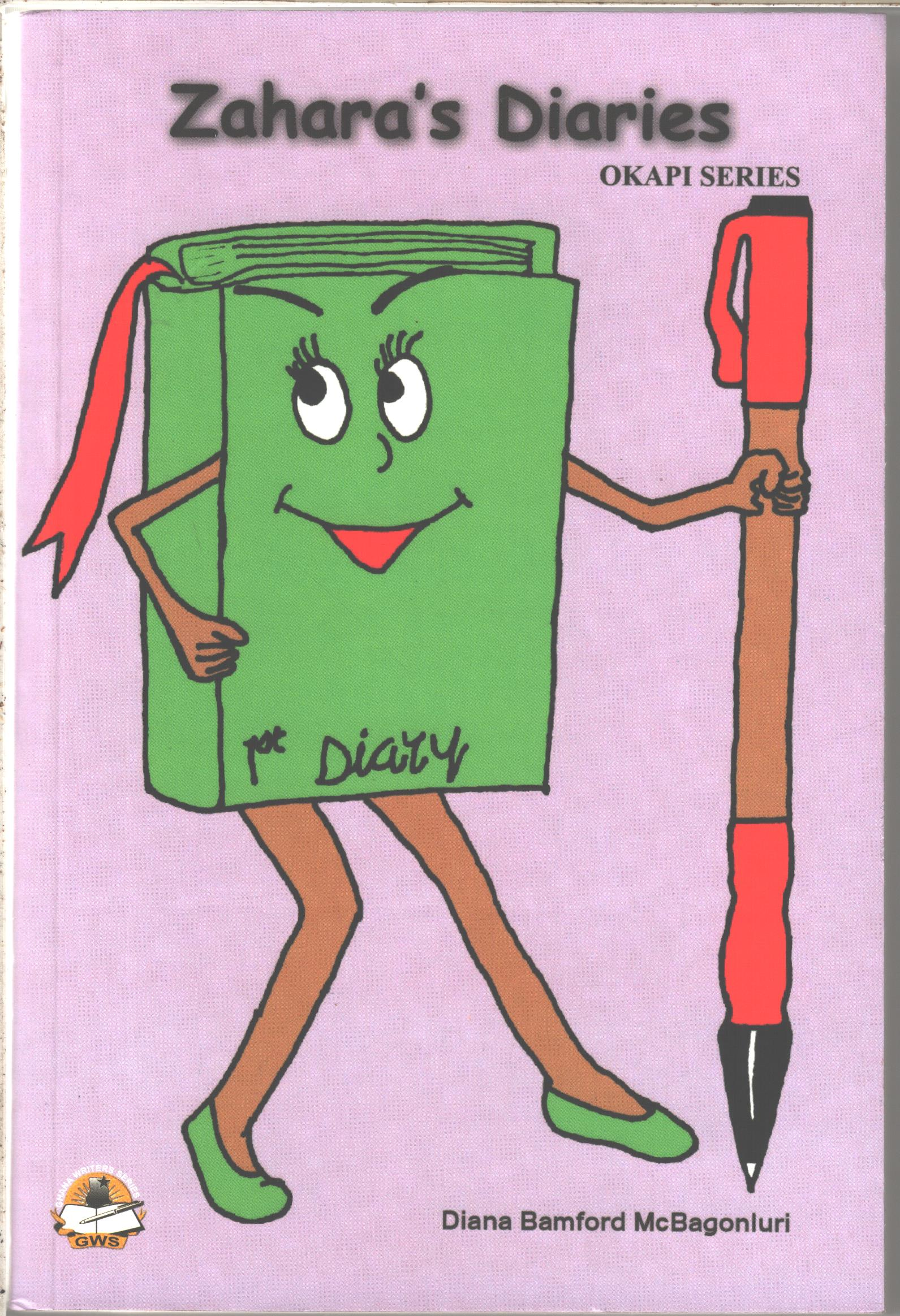 Zahara's Diaries 1