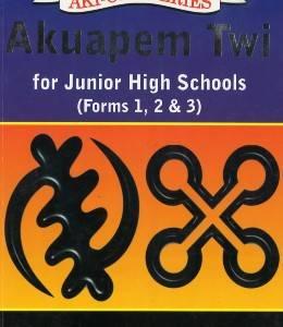 Akuapem Twi for JHS 1,2&3 (AKI-OLA)