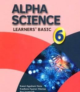 Alpha Science Basic 6