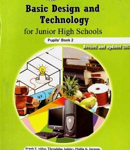 BASIC DESIGN AND TECHNOLOGY FOR JHS BOOK 2 (INNOVATE)