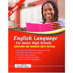 ENGLISH LANGUAGE FOR JHS Q&A (A+ SERIES)