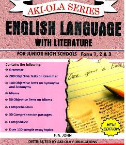 English Language for JHS 1,2&3 (AKI-OLA)