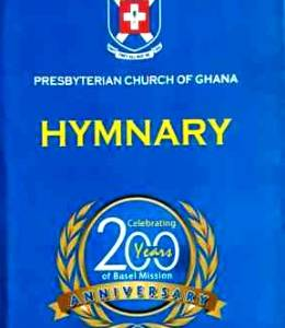 PRESBYTERIAN HYMNARY - ENGLISH
