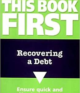 RECOVERING A DEBT