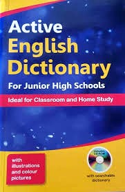 ACTIVE ENGLISH DICTIONARY FOR JHS