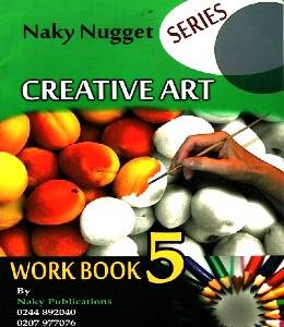 Nuggets Creative Arts Workbk 5