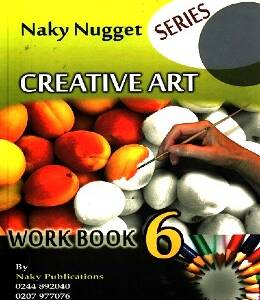 Nuggets Creative Arts Workbk 6