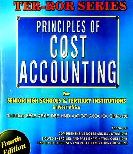 Principles of Cost Accounting SHS (Terror Series)
