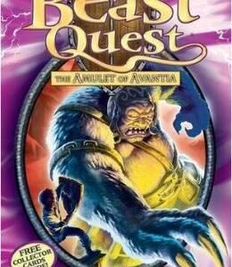 Beast Quest - Rashouk (the cave troll)