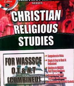 Christian Religious Studies (Ahitophel)
