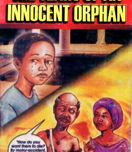 The Tears of an Innocent Orphan