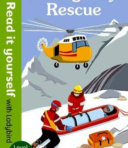 Emergency Rescue - Level 2 (Read it yourself with ladybird)