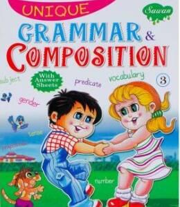 Grammar & composition book 3 (sawan)